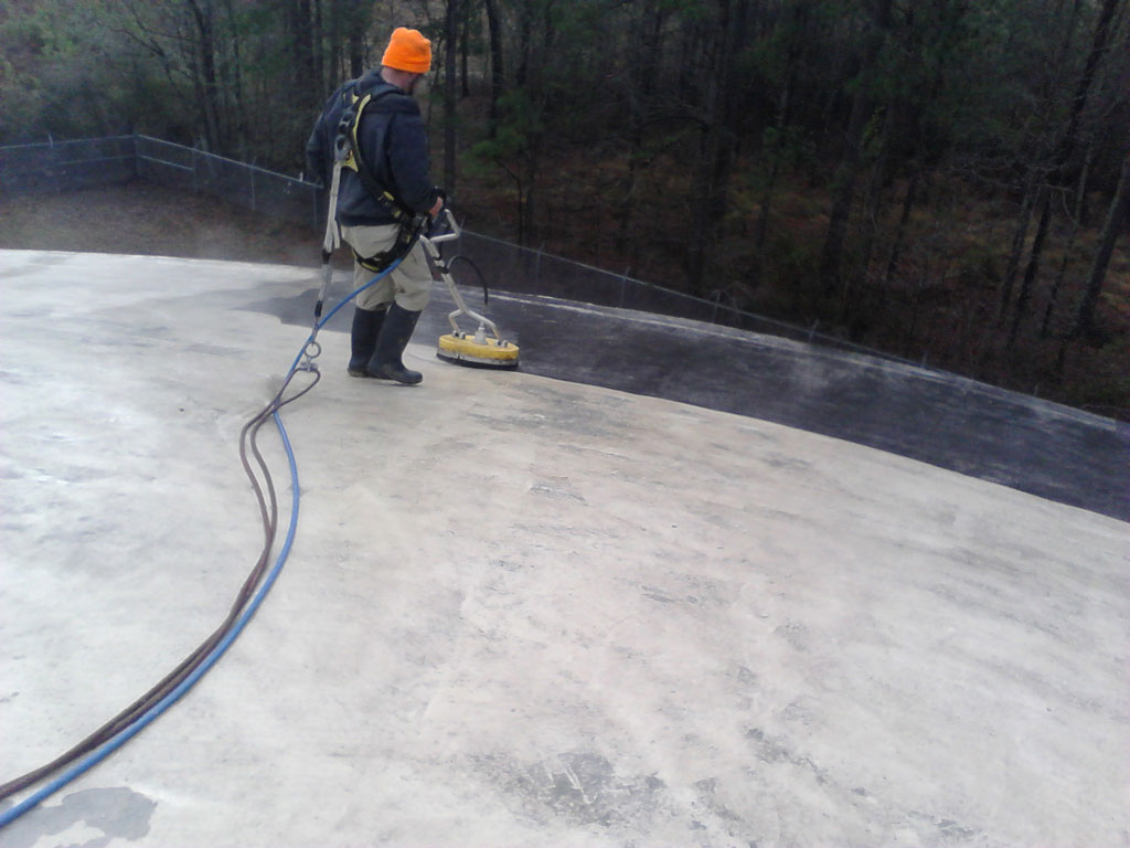 Concrete cleaning service myrtle beach columbia sc for Concrete cleaning service